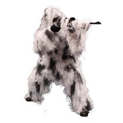 Маскувальний костюм Red Rock 5-Piece Adult Ghillie Suit Snow