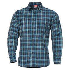 Сорочка Pentagon QT TACTICAL Blue Checks (05BC) синій, XL