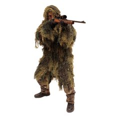 Маскувальний костюм Red Rock 2-Piece Ghillie Parka Woodland