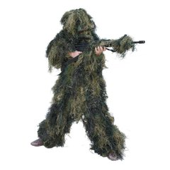 Маскувальний костюм Red Rock 5-Piece Youth Ghillie Suit Woodland