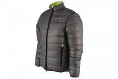 Куртка Carinthia Downy Ultra Jacket серая / лайм